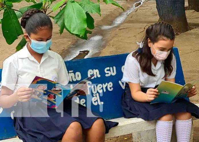 nicaragua, castillas educativas, derechos, mujeres, estudiantes, educacion, managua, colegio publico la libertad,