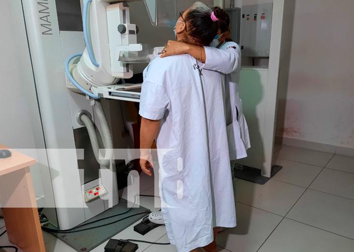 nicaragua, mamografía, jornada, managua, salud,
