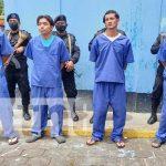 nicaragua, masaya, detencion, policia, delincuencia,