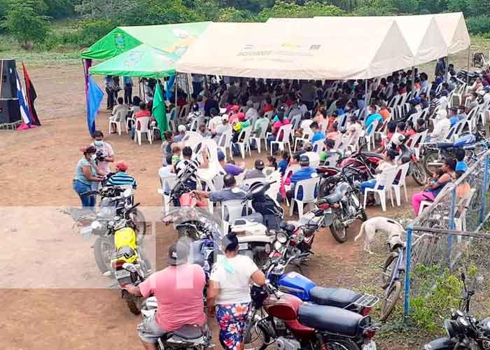 Nicaragua, Masaya, Nuevo Fise, nuevo pozo