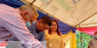 Nicaragua, masaya, agua potable, comunidades, Nuevo Fise
