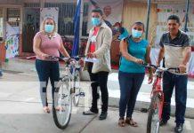 Nicaragua, matagalpa, docentes y estudiantes, estímulos,