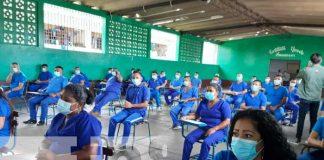 nicaragua, presos, presas, matagalpa, penitenciario,