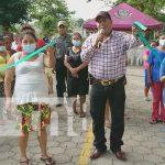 nicaragua, calles para el pueblo, matiguas, proyecto,
