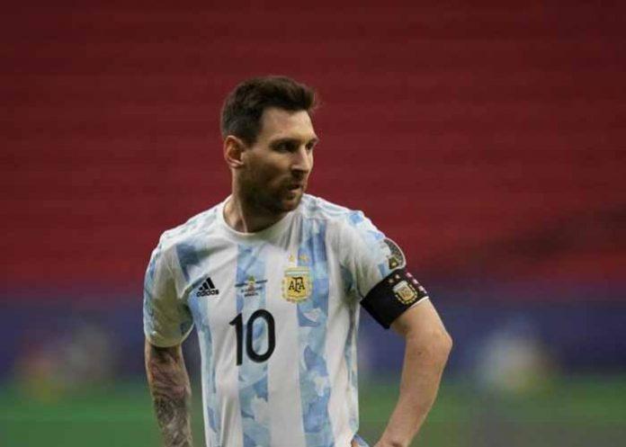 lionel messi, copa america, argentina, futbol, record,