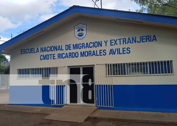 nicaragua, formacion, migracion, atencion, extranjeria,