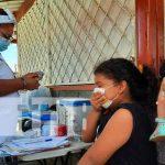 nicaragua, feria de salud, familias, minsa,