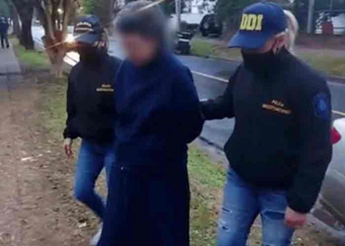 argentina, abusos sexuales, monja, detencion,