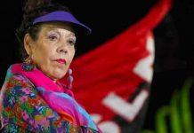 nicaragua, mensaje, vice presidenta, rosario murillo,