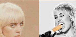 Música, Miley Cyrus, próxima colaboración, Billie Eilish