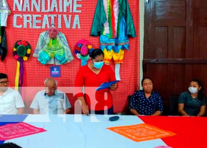 Nicaragua, nandaime, autoridades, concurso
