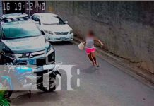 niña, secuestro, Nicaragua, managua, policía,