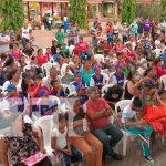 Celebran en grande a la niñez en Ciudad Sandino