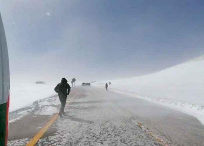 chile, rescate, personas, atrapada, nieve, autoridades,