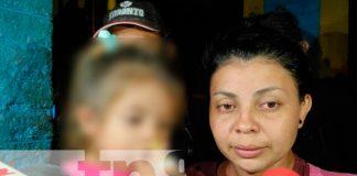 Nicaragua, Juigalpa , policía, menor raptada,