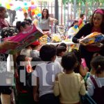 nicaragua, niños, niñas, celebracion, cdi, managua,