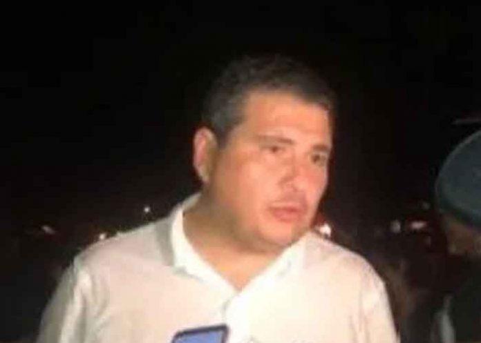 nicaragua, juan sebastian chamorro, detencion, captura