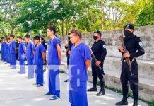 Nicaragua, nueva segovia, policía , delitos,