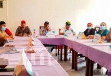 Nicaragua, nueva segovia, codepred, ejercicio de protección de la vida