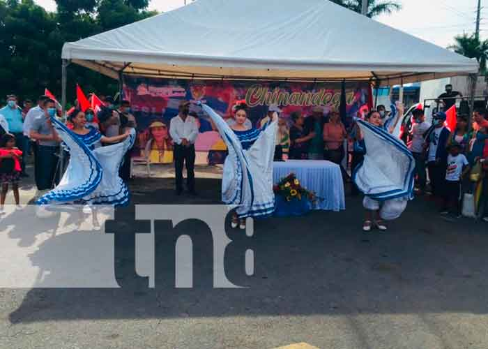 Nicaragua, obras de ampliación, carriles, chinandega