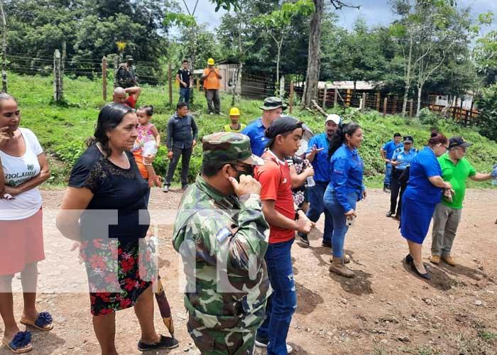 nicaragua, bosawas, observatorio ambiental, bocay, marena,