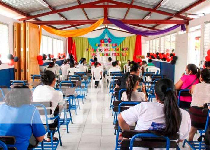 Nicaragua, ocotal, Mined, aula multiusos