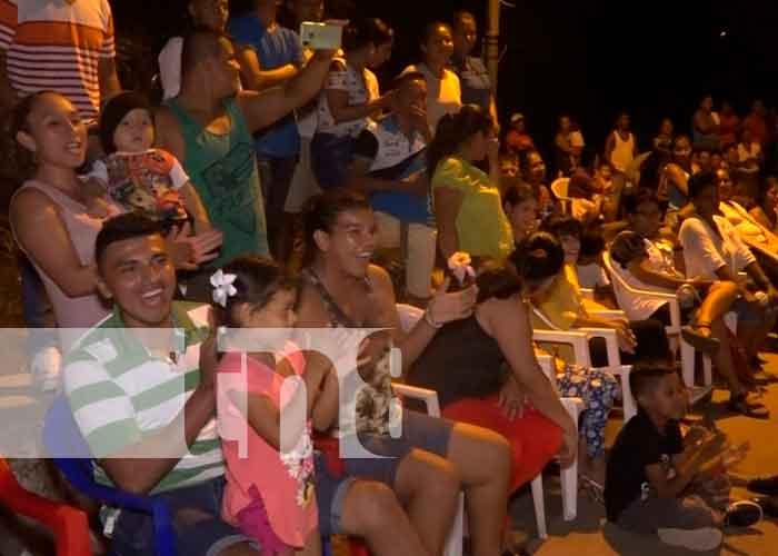 Nicaragua, ometepe, gobierno, jornada recreativa,