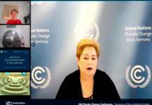 nicaragua, onu, cambios climáticos, discurso,