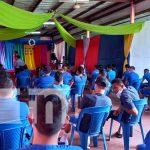 nicaragua, chinandega, orgullo lgbt, diversidad sexual, penitenciario,