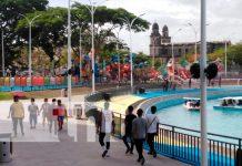 nicaragua, managua, parque, Luis Alfonso,