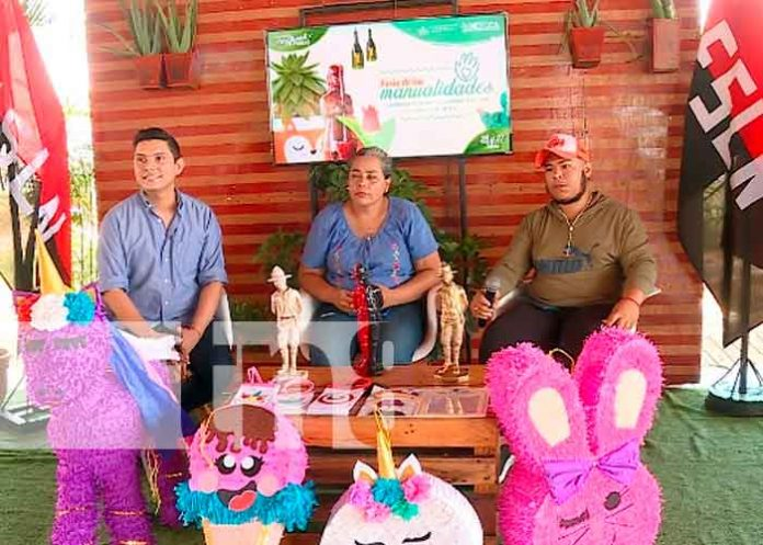 Nicaragua, managua, Mefcca, feria de manualidades,