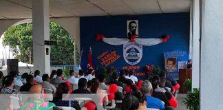 Nicaragua, managua, ministerio de gobernación, comandante carlos fonseca,