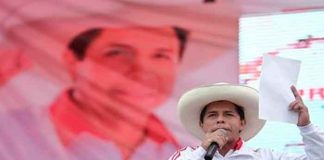 Perú , elecciones presidenciales, pedro castillo, actas procesadas,