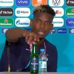 viral, video, eurocopa2021, pogba, cristiano ronaldo, futbol,