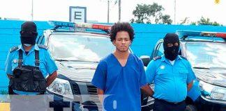 Nicaragua, Policía Nacional, sucesos, detenidos,