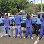 nicaragua, policia, detencion, captura, delincuentes,