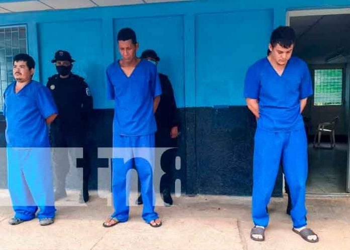nicaragua, detenidos, policía nacional, autoridades,