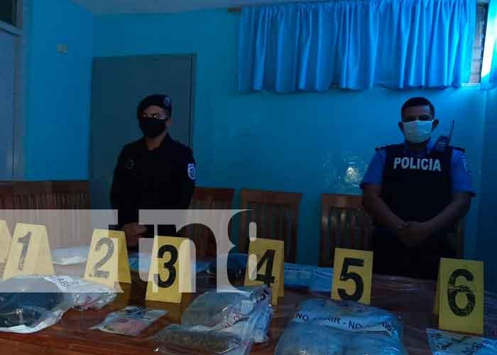 nicaragua, policia, masaya, residencial, femicidio,