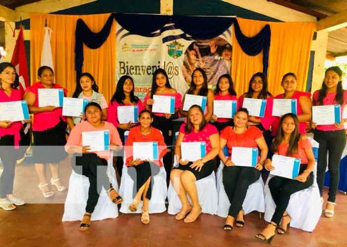 Nicaragua, posoltega, tratamientos estéticos, escuelas de oficio,