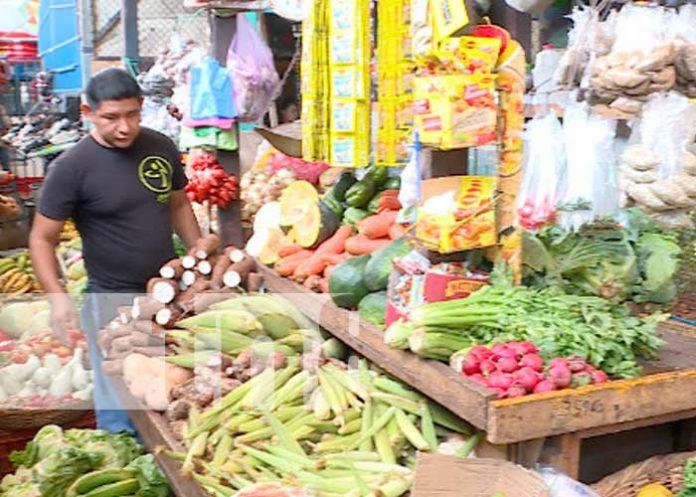 nicaragua, precios, mercado, canasta basica, estabilidad,