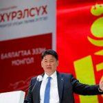 Mongolia, Partido de izquierda, elecciones presidenciales, gana,