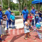 nicaragua, chontales, presos, dia del padre, padres, celebracion,