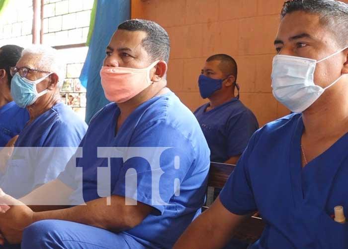 nicaragua, esteli, presos, sistema penitenciario, estimulos,