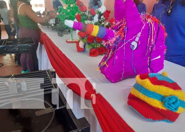 nicaragua, nandaime, feria, artesania,