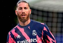 Real Madrid, Sergio Ramos, twitter, afición,