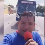 brasil, superman, atropello, bus,