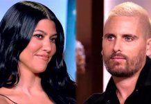 Kourtney Kardashian, Scott Disick , relación, comportamiento,
