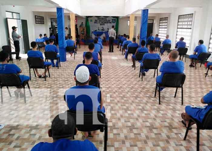 Nicaragua, bluefields, reos, certificados de buena conducta,