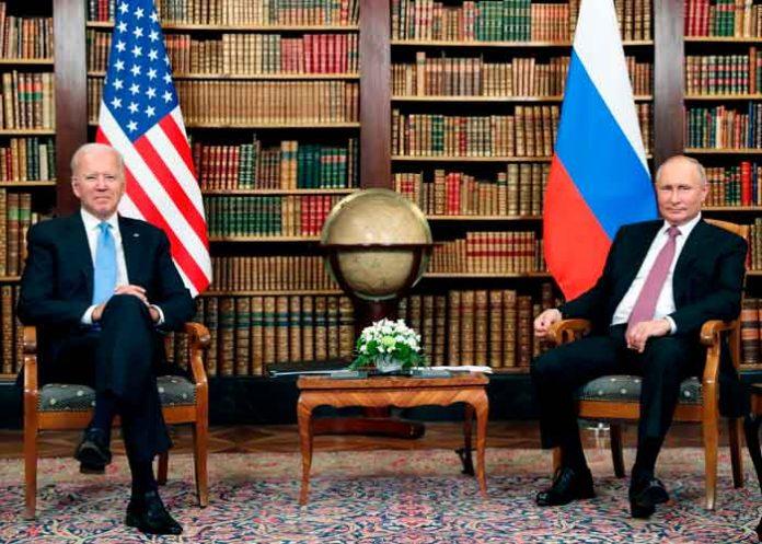 ginebra, cumbre, presidentes, biden, putin, reunion, cara a cara,
