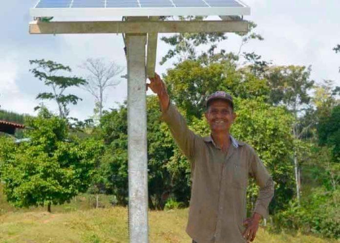 nicaragua, revolución verde, cambio climático, energía,